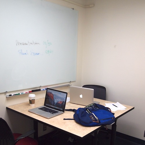 Standard Group Study Room