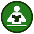 Library Account icon