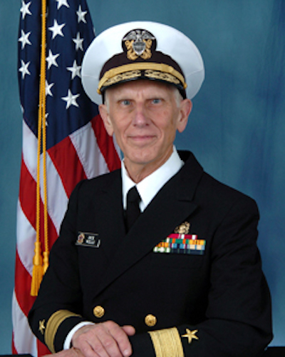 Rear Admiral Richard Wells