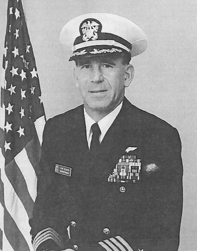 Captain James M. Burin