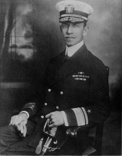 CDR Louis McCoy Nulton